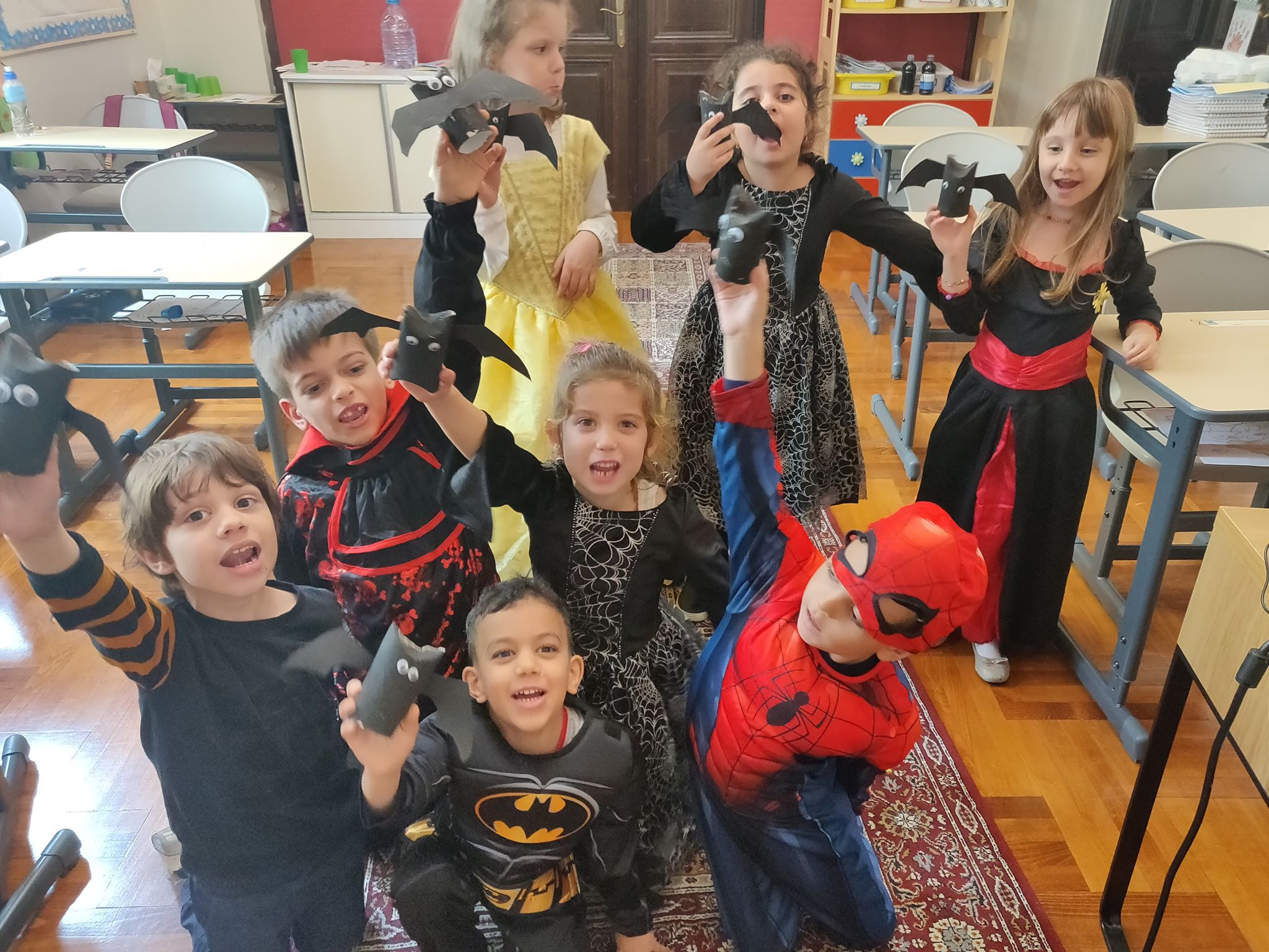 A Spooky Halloween Day For Year 1 – Year 2